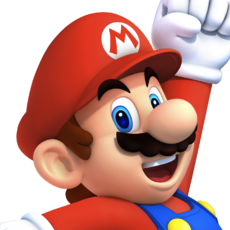 Nintendo Mario Icon