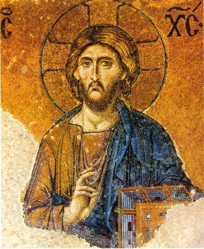 Orthodox Icon Jesus Christ
