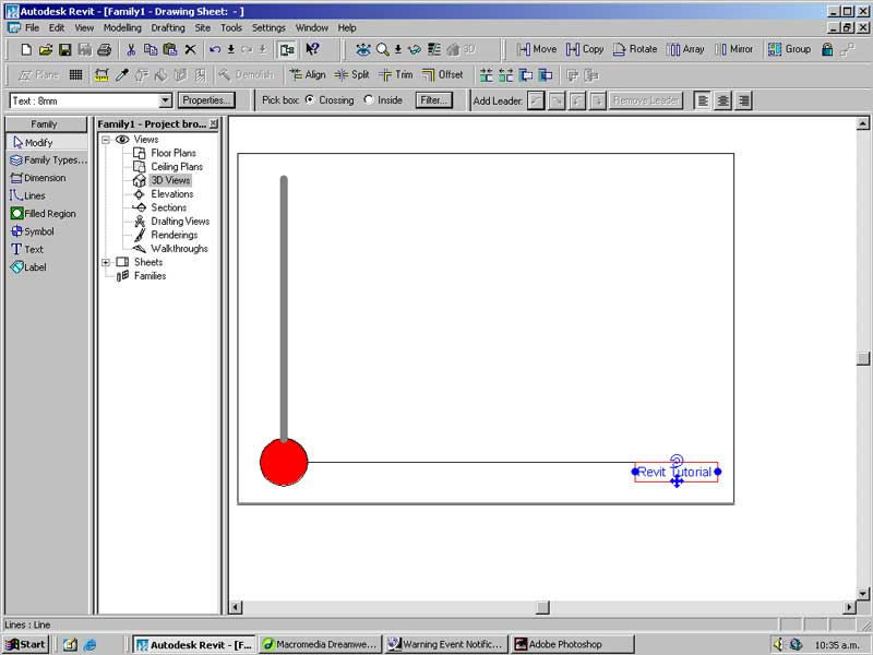 Drawing Property Lines In Revit : Revit font symbols for code images alt text