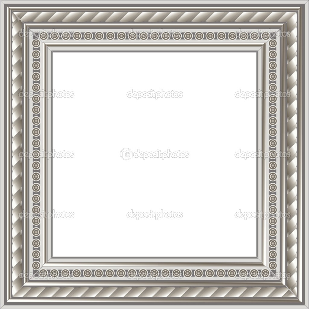 Modern Silver Framed Pictures - Picture Frame Ideas