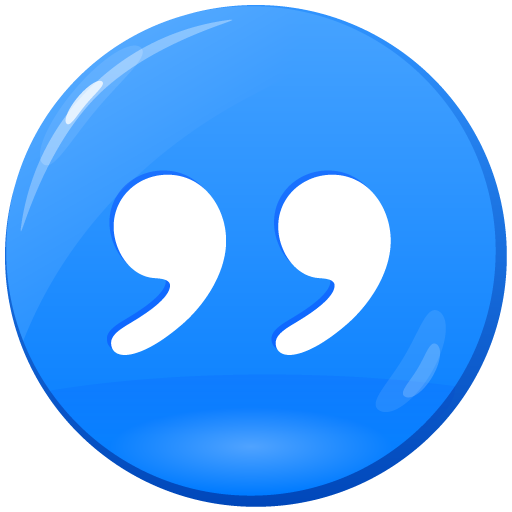 8 Quote Application Icon PNG Images