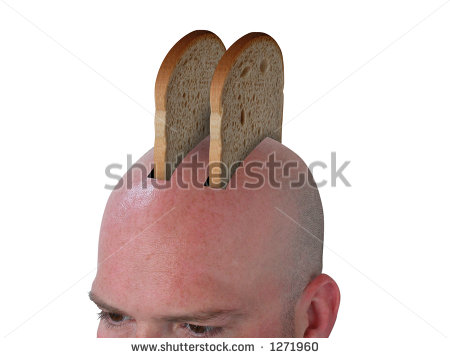Stock Photo with Toaster