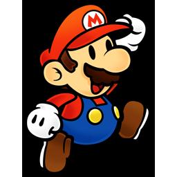 Super Paper Mario Bros