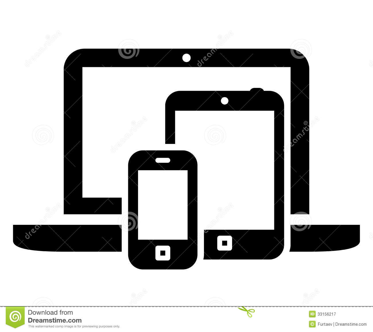 Tablet Computer Mobile Device Icon