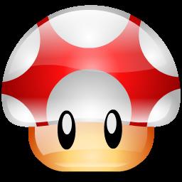 Toad Super Mario Bros Icon