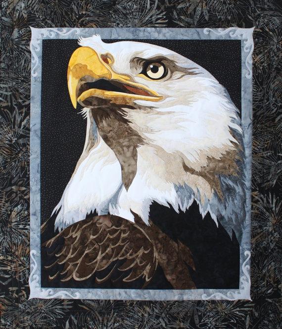 Toni Whitney Quilt Eagle Pattern