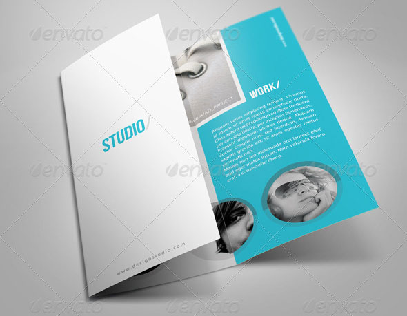 14 Unique Tri-Fold Brochure Design Images