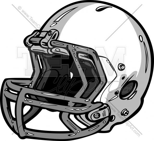 10 Football Helmet Vector Images