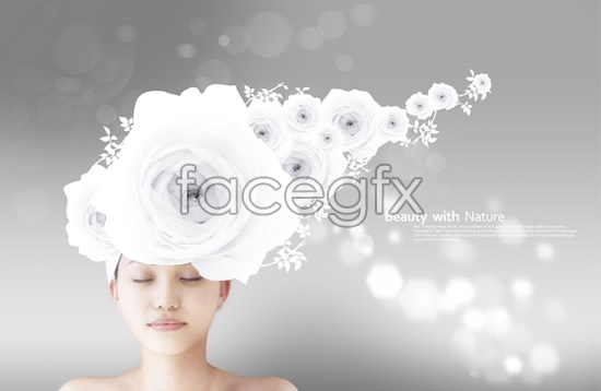 White Rose PSD Templates