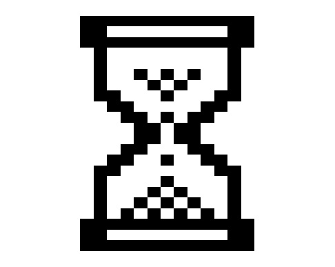 Windows Hourglass Icon