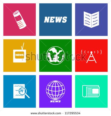 Windows Metro Icon News