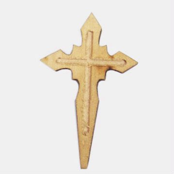 Wood Cross Patterns