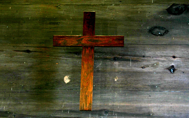 Wooden Cross Wallpaper Desktop