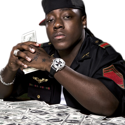 11 Ace Hood PSD Images