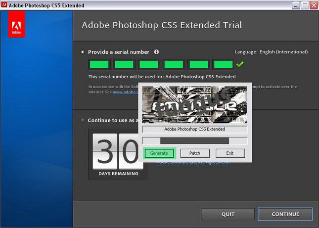 Post adobe Photoshop Serial Number 335980 on adobe stock photos cs3 serial number