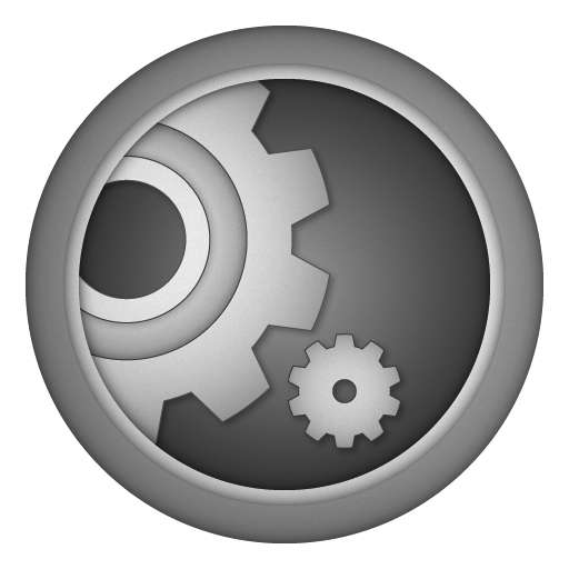 Apple Settings Icon