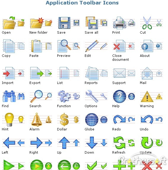 13 Free Windows Application Icons Images