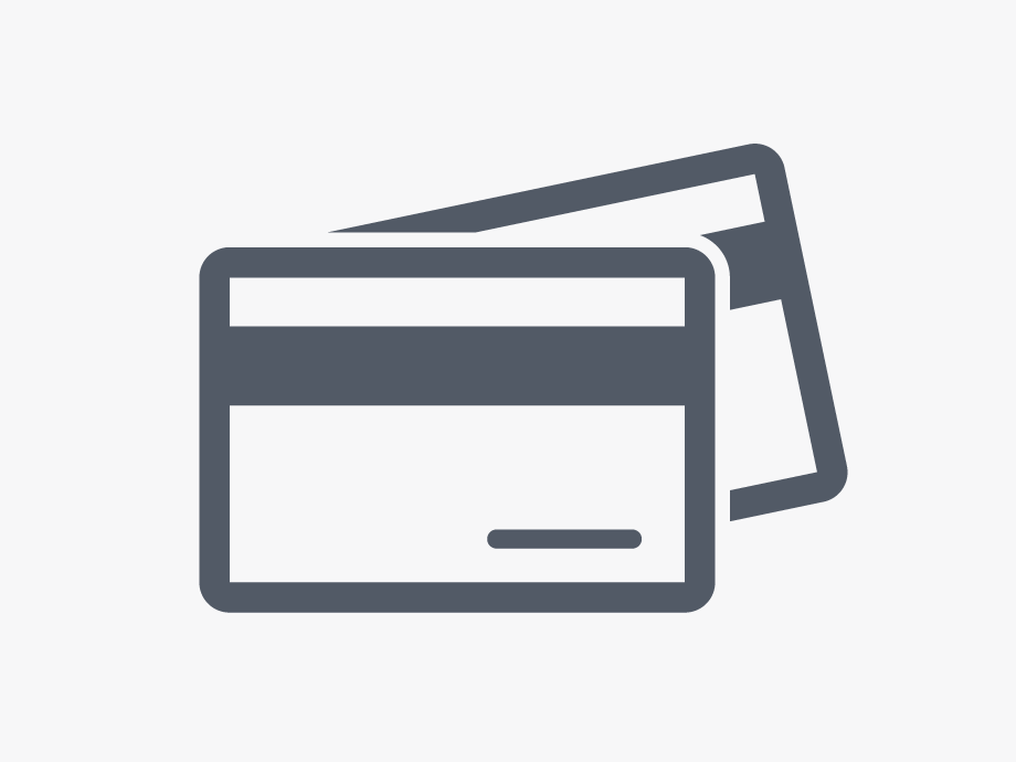 Bank and Credit Card Icon