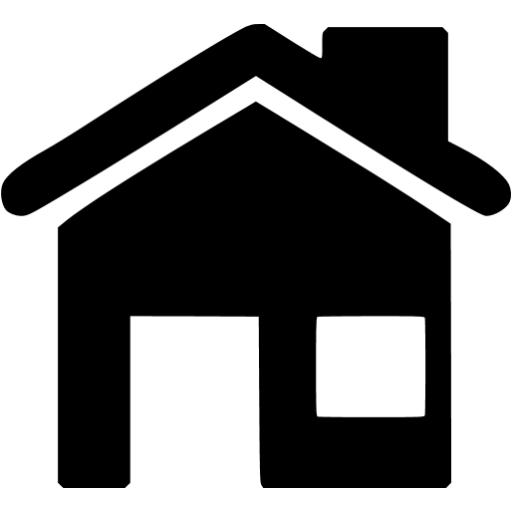 14 House Icon PNG Transparent Images