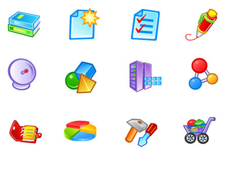 Business Icons Free Download