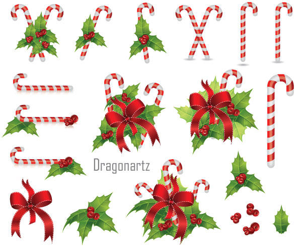 14 Free Holly Vector Images