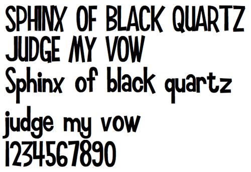 Comic Fonts Free