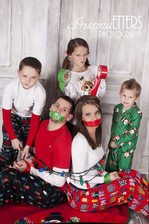 Clever Christmas Cards Ideas.14 Creative Family Christmas Photo Ideas Images Family