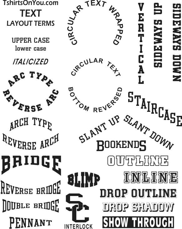 5 Print Font Styles Images