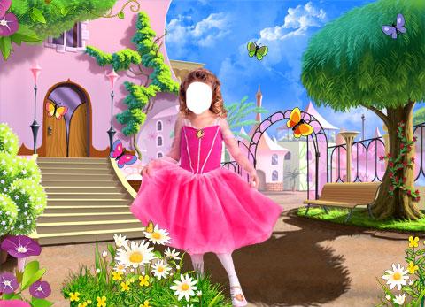 Disney Princess Photoshop