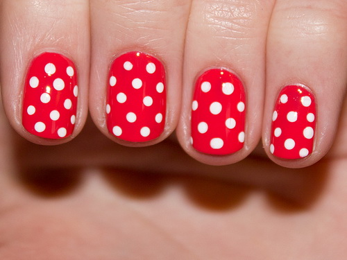 14 Cute Nail Designs To Do At Home Images