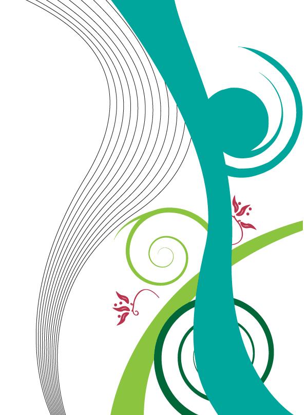 16 Swirl Line Vector Art Images