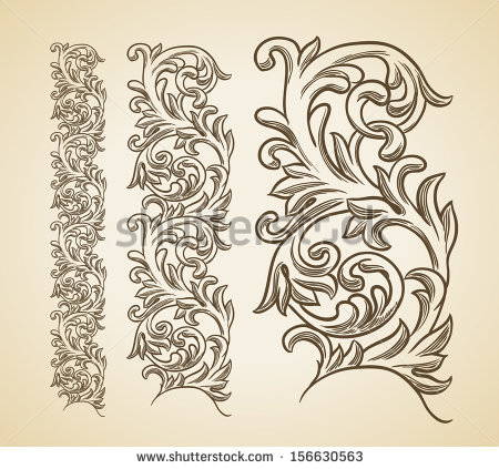 14 Filigree Art Designs Images