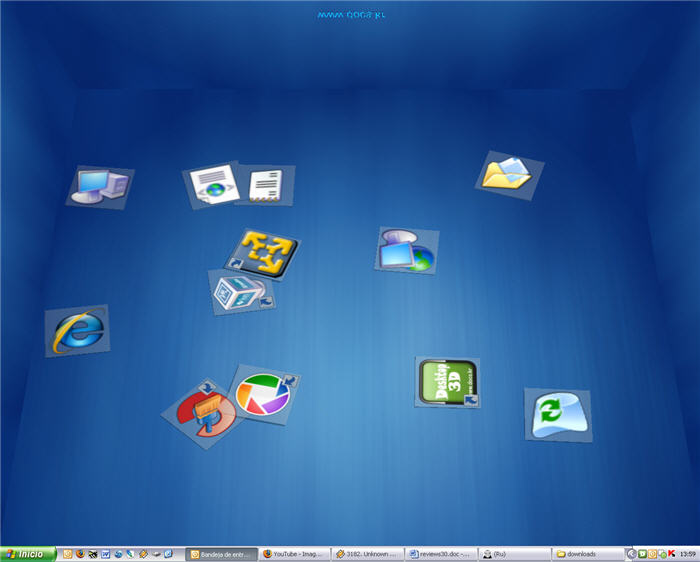 14 Animated Desktop Icons Windows 7 Images
