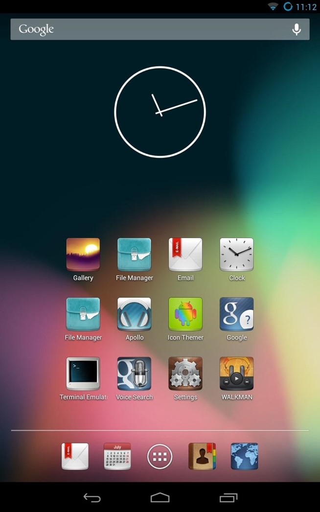10 Android Icon Themes Images