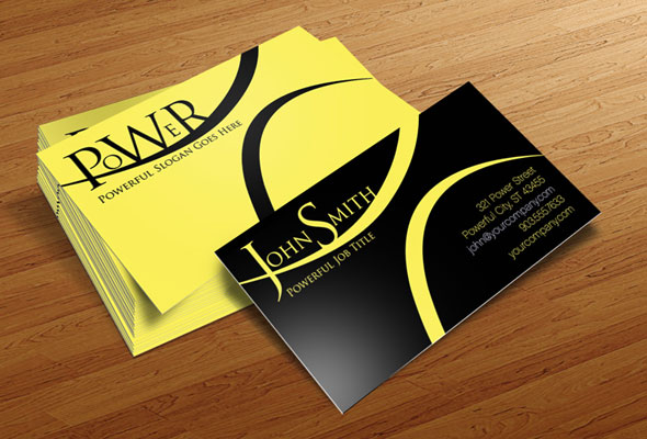 Free Printable Business Card Templates  Creative Center