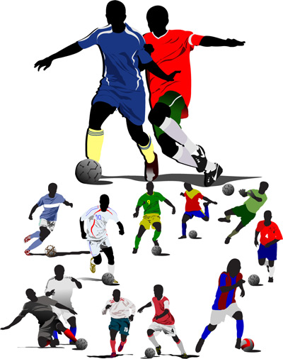 Free Football Vector Art EPS