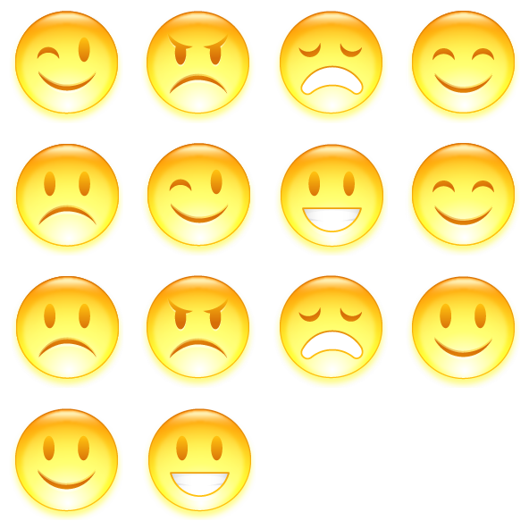 Free Icons Emoticons