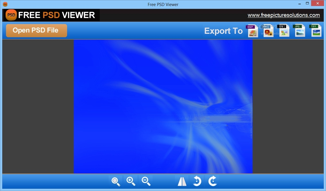 Free PSD Viewer Windows 8