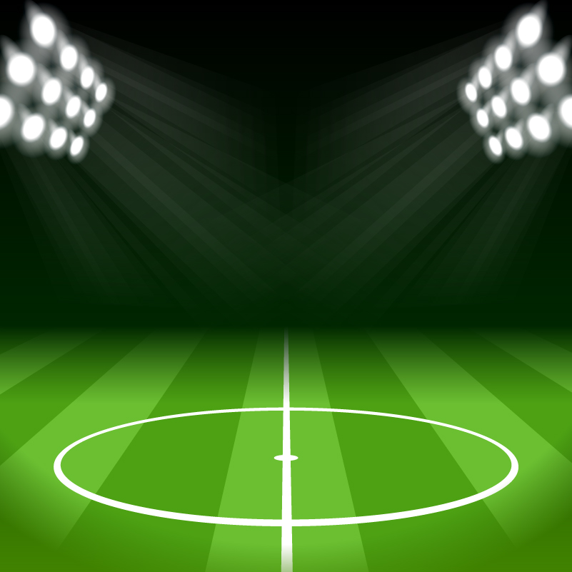 Free Vector Football Field