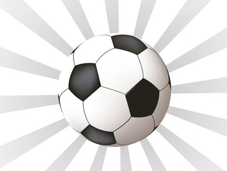 Free Vector Soccer Ball