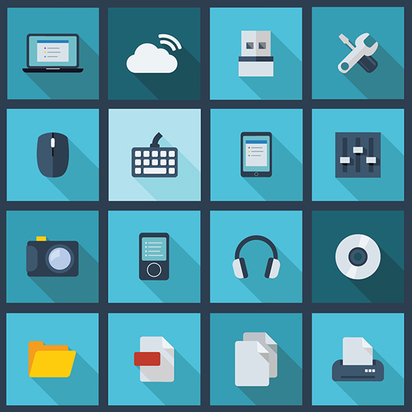 14 Technology Business Icons Free Images