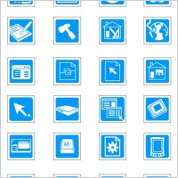 Free Vector Technology Icons