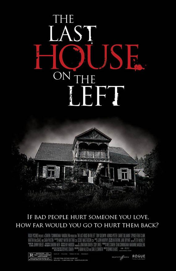 Horror Film Movie Poster