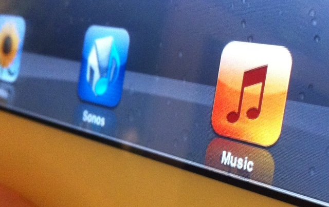 iPad Music App Icon