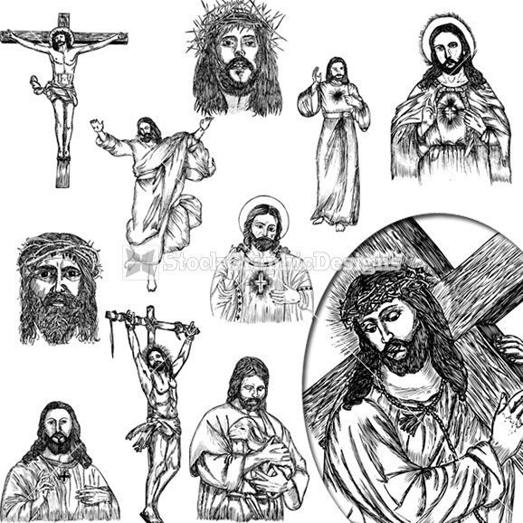 17 Free Vector Clip Art Religious Images