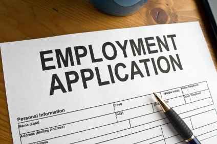 Job Application Clip Art