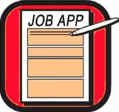 Job Application Icon