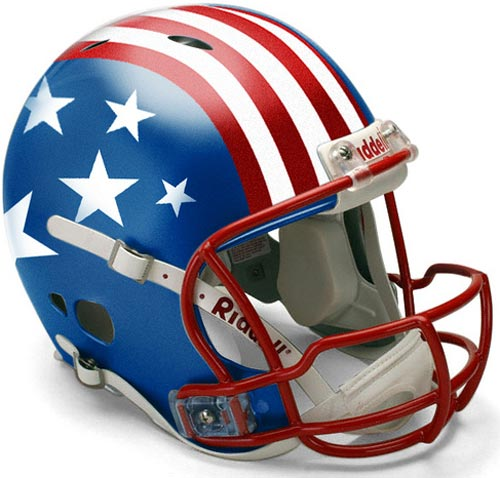 13 New NFL Helmet Design Images