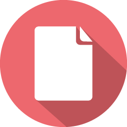 18 Notes Icon Flat Images