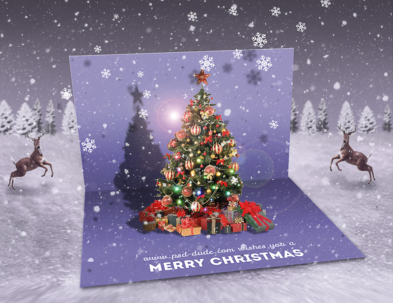 16 christmas card photoshop templates images photoshop christmas card templates free for Photoshop christmas card template